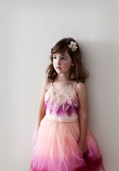 What little girl doesn't need tulle in her wardrobe? #Kids #Fashion #WeLove  http://www.devlishangelz.ca/