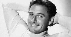 Errol Leslie Thomson Flynn: June 20, 1909 - October14, 1959    Errol Flynn : swashbuckler, scalawag, and smirking, swaggering screen star...