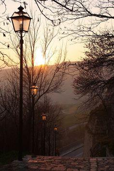 Wir lieben diese mystische Atmosphäre, die es nur im Herbst gibt.
