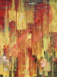 Clive van den Berg Underneath V, 2014 Oil on canvas 200 x 150cm - GOODMAN GALLERY