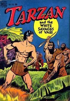 Ταρζάν πορνό κόμικς