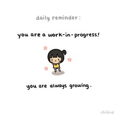 There is always time to learn and improve~ You are growing every day. ^^