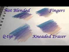 chalk pastels - Google Search  ANALYSIS - only relates to thumbnail. Different methods of blending pastels have varying results.