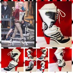 5f47016a92df 14 Best Custom Cosplay Heels   Shoes images in 2019