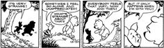 18 genuine unedited Winnie the Pooh comics that prove that Pooh is an uncaring sociopath – Us Vs Th3m