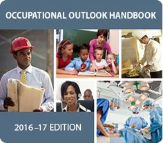 New Year, New Occupational Outlook Handbook. Use OOH to Research Career Information. [Shy Job Seeker Blog] #careers #jobs