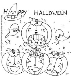 halloween coloring pages and witches on pinterest. Black Bedroom Furniture Sets. Home Design Ideas