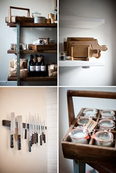 The Pantry; a community kitchen offering hands-on cooking classes, dinner events, private events and locally sourced catering.