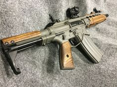 Airsoft hub is a social network that connects people with a passion for airsoft. Talk about the latest airsoft guns, tactical gear or simply share with others on this network Custom Ar, Custom Guns, Custom Wood, Custom Glock, Tactical Rifles, Firearms, Tactical Wall, Shotguns, Weapons Guns