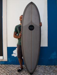 WAVEGLIDERS // Custom Surfboards // Handmade by Nico: 6'6'' Stub for Dmitry