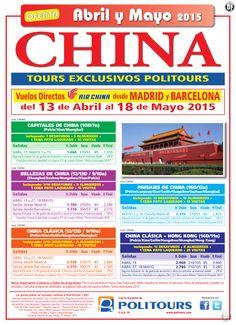 CHINA Clásica + Hong Kong, sal. del 27/04 al 18/05 dsd Mad y Bcn (14d/11n) precio final desde 3.285€ ultimo minuto - http://zocotours.com/china-clasica-hong-kong-sal-del-2704-al-1805-dsd-mad-y-bcn-14d11n-precio-final-desde-3-285e-ultimo-minuto/