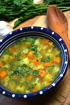 Soup Recipes, Recipies, Food Test, Polish Recipes, Cheeseburger Chowder, Lose Weight, Food And Drink, Cooking, Ethnic Recipes