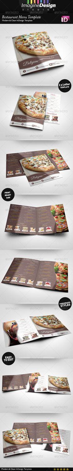 Restaurant Menu Template - Food Menus Print Templates Download here : http://graphicriver.net/item/restaurant-menu-template/5513390?s_rank=1304&ref=Al-fatih