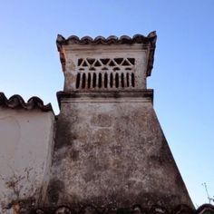 Ai mê rico Algarve!: Chaminé 1864