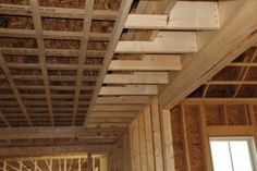 Framing A Decorative Tray Ceiling