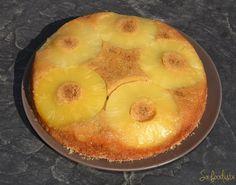 un gâteau aux saveurs tropicales : le renversé ananas et noix de coco