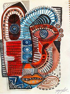 Zio Ziegler | Works on Paper