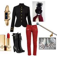 """""""Marching Band Style"""" by amykclark on Polyvore"""