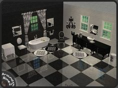 Around The Sims 2 | Objects | Bathroom | Drama Thinking Of Using Some Of  These