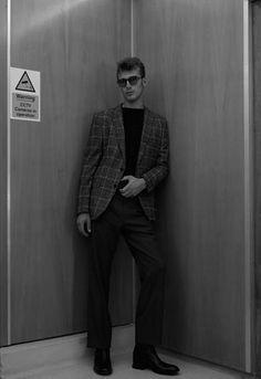 Photo by Olgac Bozalp. Styling by Rose Forde.  menswear mnswr mens style mens fashion fashion style editorial