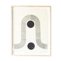 SUNWAVE | FRAMED WOODBLOCK PRINT | Block Shop