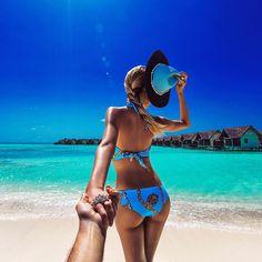 The Famous #FollowMeTo Couple Just Posted Their Honeymoon Photos