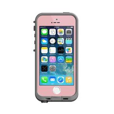 LifeProof iPhone 5/5s Case - Fre Series - Pink Realtree - http://www.topcellulardeals.com/accessories/?product=lifeproof-iphone-55s-case-fre-series-pink-realtree The LifeProof Fre Case for iPhone 5s (RealTree AP Pink/Pink) delivers the highest level of waterproof, shock-proof, dirt-proof protection in an
