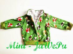 Freebook von Schnabelina für eine Jacke