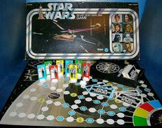 Star Wars Escape from the Death Star Board Game