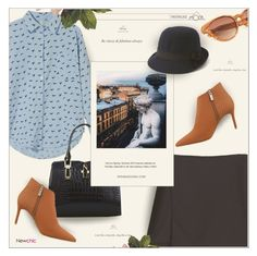 """""""NewChic Style #7"""" by monazor ❤ liked on Polyvore"""
