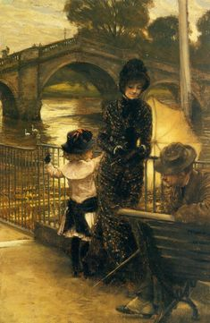 Commission your favorite James Jacques Joseph Tissot oil paintings from thousands of available paintings. All James Jacques Joseph Tissot paintings are hand painted and include a money-back guarantee. Joseph, Sculpture Textile, Beaux Arts Paris, Art Ancien, Art Database, Love Painting, Painting Gallery, French Artists, Oeuvre D'art