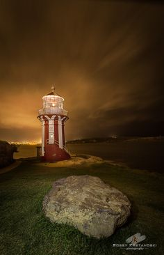 ✯ Hornby Lighthouse, Watsons Bay, Sydney,  Australia