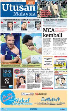 Utusan Malaysia Online -