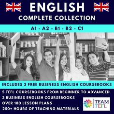 A1, A2, B1, B2 and C1 ESL course books and three Business English course books for TEFL teachers. Over 180 lesson plans and 250+ hours of teaching materials. Available in digital, PDF and PowerPoint forms. Grammar Lesson Plans, English Lesson Plans, Teacher Lesson Plans, Grammar Lessons, English Lessons, Teaching Courses, Teaching Resources, Teaching Ideas, Comprehension Exercises