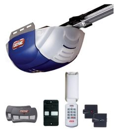 7. Genie 2042-TKC QuietLift 800 1/2+ HP DC Belt Garage Door Opener Best Garage Door Opener, Genie Garage Door, Garage Door Parts, Garage Door Hardware, Best Garage Doors, Garage Door Keypad, Best Outdoor Speakers, Garage Door Remote Control, Chain Drive