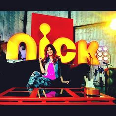 """Proud of my time as a """"Nick"""" girl. Can't wait 4 u guys 2 see the new episodes :{) - @victoriajustice- #webstagram"""