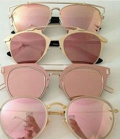 loubis-and-champagne  pink sunnies  rayban   dior  ➵ more posts like this  here and here 51eea091e6
