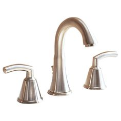 American Standard Tropic 8 Nickel Widespread Bathroom Sink Faucet At Tapandfaucet For Only 473 00
