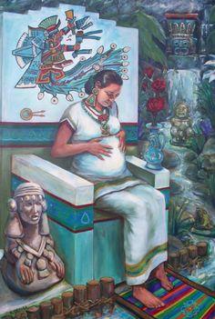 Tlalocan By Ricardo Ortega