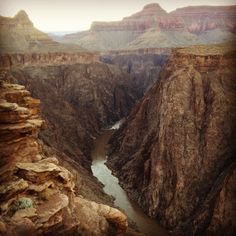 Check out this slideshow Bright Angel Trail to Plateau Point in this list The Natural Wonders of Arizona