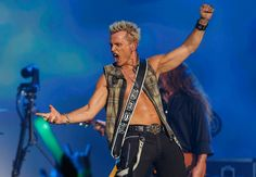 Flesh for Fantasy is my favorite Billy Idol song. The music video of it is also not half bad.