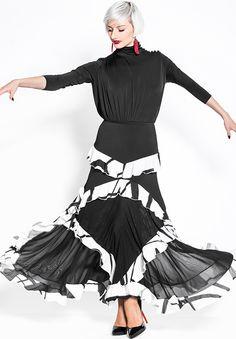 Espen Oroville Skirt L2   Dancesport Fashion @ DanceShopper.com