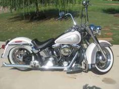 Harley Heritage Softail Nostalgia