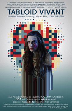 Horror Hit TABLOID VIVANT releases new poster, premiere announced! - http://www.goldenstatehaunts.org/2016/07/06/horror-hit-tabloid-vivant-releases-new-poster-premiere-announced/