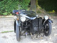 1934 Morgan MX Family Model