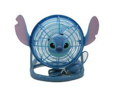 Portable Desk Table USB Powered Fan - Disney Lilo & Stitch by Disney, http://www.amazon.com/dp/B00BLI2A1M/ref=cm_sw_r_pi_dp_X5pYrb0SXAY3C
