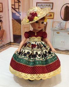Hearts 4 Hearts My Little Chickadee Girl dress by craftymagaw