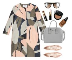 """Max&Co"" by thestyleartisan ❤ liked on Polyvore featuring Max&Co., Bobbi Brown Cosmetics, Givenchy and Nicholas Kirkwood"