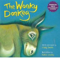 And he only had three legs. The Wonky Donkey is a children's book, and song written by New Zealander Craig Smith and illustrated by Katz Cowley. The Wonky Donkey, won an APRA Silver Scroll Award in 2008 for Best Children's Song of the Year. Halloween Activities, Book Activities, Drama Activities, Drama Games, Autism Activities, Creative Activities, Toddler Books, Childrens Books, Kid Books