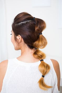 The Bubble Braid - Camille Styles